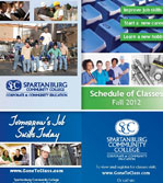 View the Fall 2012 Schedule Brochure