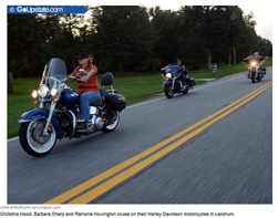 Picture of Motorcycle Riders